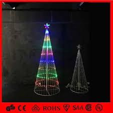 china h 7 5m led lighting balls trees metal