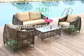 canapé d extérieur pas cher vente all weather pas cher canapé d extérieur meubles de jardin
