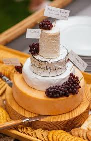 wedding cake made of cheese how to build a tiered cheese wheel cake simple bites