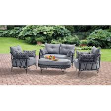 Walmart Patio Conversation Sets Bring Everyone Closer With A Good Patio Conversation Set We