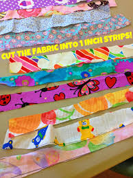 cupcakes and lace diy kids flip flop tutorial reuse fabric scraps