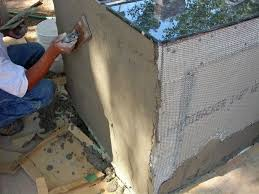 how to build a outdoor kitchen island diy stucco covered outdoor kitchen island cookin on the spit