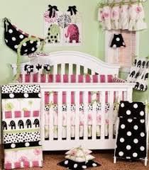 Dahlia Nursery Bedding Set Dahlia Nursery Bedding Potterybarnkids Gray Hot Pink Nursery