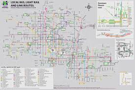 Map Phoenix Arizona by Phoenix Transport Map U2022 Mapsof Net
