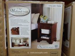 Costco Bedroom Furniture Reviews by Universal Furniture Midland Park Nightstand