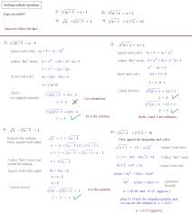 radical equations worksheet free worksheets library download and