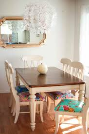 Dining Table And Fabric Chairs Dinning Dining Room Table Sets Fabric Chairs Leather Dining Room