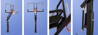 residential basketball goals u2013 flex court athletics