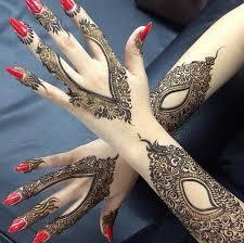henna tattoo selber machen 40 designs hennas moroccan pattern