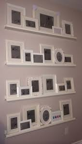 Ikea Picture Ledge Gallery Wall Ikea Picture Ledges U0026 Frames Just Need To Add The