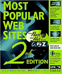 Most Popular Amazon Amazon Com Most Popular Web Sites The Best Of The Net From A 2 Z