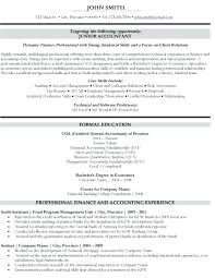 accounting resume examples entry level accountant templates in