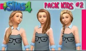 sims 4 maxis match cc hair cc finds 2 maxis match sims amino