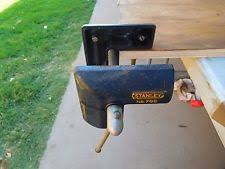 Woodworking Bench Vise Made In Usa by Stanley Vise Ebay
