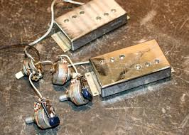 how to install a replacement pickup