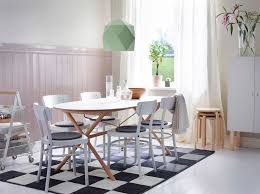 Best Dining Rooms Images On Pinterest Dining Room Ikea - Dining room tables ikea