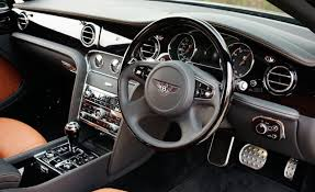 bentley mulsanne interior 2012 geneva auto show the bentley mulsanne mulliner specification
