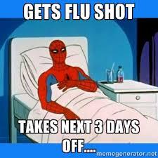 Flu Shot Meme - have you gotten your flu shot yet gallery ebaum s world