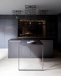 marque cuisine haut de gamme cave à vin par simon astridge architecture workshop cuisine haut