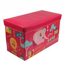 kids storage ottoman sweet animals