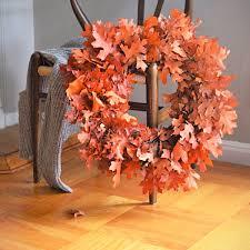 Fall Wreaths Oak Wreath Oak Leaf Wreath Fall Wreath Door Wreaths For Fall