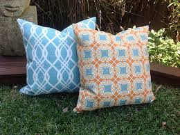 good turquoise outdoor cushions outdoor furniture how to clean
