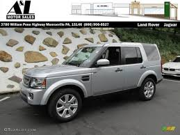 lr4 land rover 2014 2014 indus silver metallic land rover lr4 hse 4x4 95116684