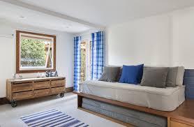 canapé lit en palette decoration faire meubles palettes bois canapé lit coussins