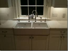 Things That Inspire The Kitchen Sink - Shaw farmhouse kitchen sink