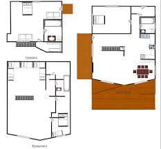 cabin floor plans authentic log cabins clearwater historic lodge cabin 11 floor plan