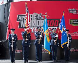 Red Flag Nascar Snapshot Troops To Tracks U003e Dover Air Force Base U003e Article Display