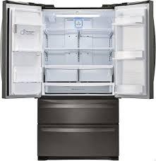 best buy black friday gladiator refrigerator deals 2017 lg lmxs27626 36 inch 4 door french door refrigerator with glide n