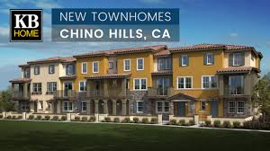Chino Hills California Map New Homes For Sale In Chino Hills Ca Jade Tree By Kb Home Youtube
