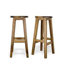 taburete madera taburete alto de madera para hosteler祗a con asiento redondo