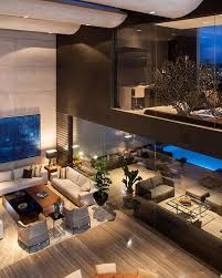 modern interiors for homes contemporary luxury home interior pinteres