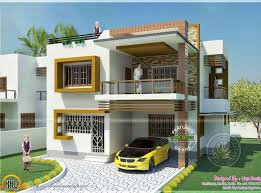 Indian House Plans For 1500 Square Feet Indian House Designs Double Floor Flooring O Throughout