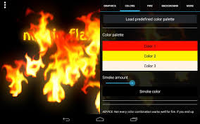 magic flames wallpaper free android apps on google play