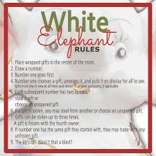 best 25 white elephant christmas ideas on pinterest