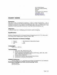 cover letter current resume format current resume format 2016