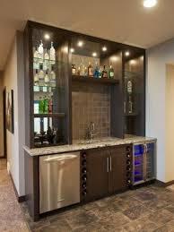 Bar Cabinet Modern Modern Home Bar Cabinet Foter