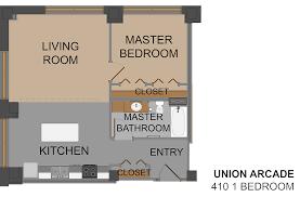 master bedroom and bath floor plans floor plans union arcade
