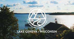 Map Of Lake Geneva Wi The Four Hour Rule Weekend Getaway To Lake Geneva Insidehook