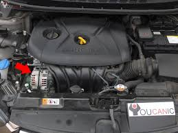 2011 hyundai elantra engine problems diy remove install serpentine drive belt hyundai elantra 2011 16