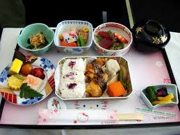 photo essay 14 airplane meals from around the world