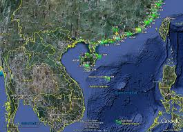Spratly Islands Map Spratly Islands China Bystander