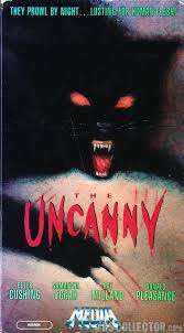 Uncanny The Uncanny Vhscollector Com Your Analog Videotape Archive