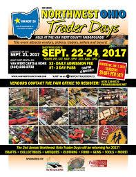 nwoh trader days u2013 van wert county fair