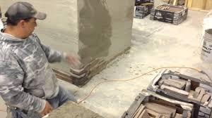 how to install stone veneer kodiak mountain stone installation