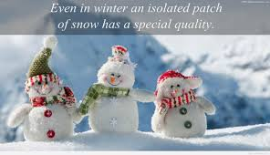 about top winter christmas quotes about and snow solstice images