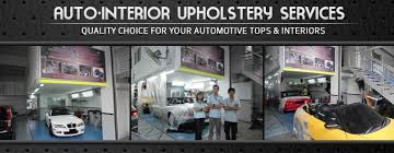 Car Roof Interior Repair Auto Interior Upholstery Services Sgcarmart